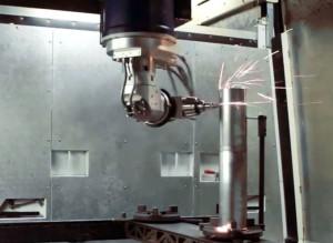 Lavorazioni 3d: taglio e saldatura laser